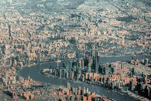 Bóng dáng của thành phố Thượng Hải 'không bao giờ ngủ'