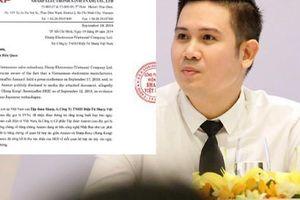 Asanzo lên tiếng trước cáo buộc của Sharp Việt Nam 'tố' Asanzo giả mạo chứng từ