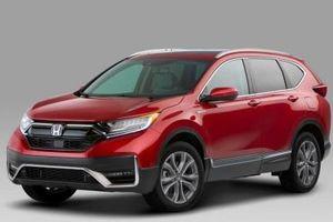 Honda CR-V 2020 chính thức trình làng, có thêm phiên bản hybrid