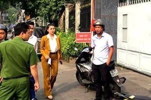 Thêm một 'sếp' của Công ty Alibaba đến trụ sở Công an làm việc
