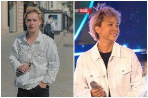 Quang Anh phân trần khi bị nghi mặc áo đôi với Bảo Hân, nhưng cách xưng hô mới gây chú ý