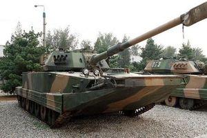 Bản nâng cấp cực mạnh của xe tăng lội nước Type 63 Việt Nam đang sử dụng