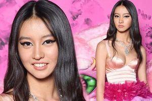 Ái nữ 16 tuổi nhà nam thần số 1 Nhật Bản gây tranh cãi vì mặc váy xẻ ngực quá đà, trang điểm đậm