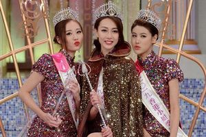Hoa hậu Hong Kong đăng quang năm 2019 mất giá vì tai tiếng tình ái, bê bối mua giải
