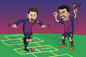 Champions League: Khá nhiều bất ngờ dành cho các 'đại gia' sân cỏ châu Âu
