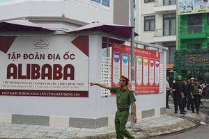 Công an tiếp tục khám xét một chi nhánh Alibaba ở TP.HCM