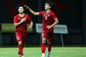 Thầy Park trao cơ hội cho cầu thủ Việt kiều ở tuyển U22 Việt Nam
