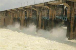 Thủy điện Trị An tăng lượng xả tràn lên 600 – 750 m3/s