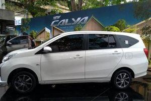 Toyota Calya 2019 ra mắt tại Indonesia, giá chỉ 227 triệu đồng