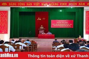 Huyện Nông Cống sơ kết 3 năm thực hiện Nghị quyết số 04, 05 của BCH Đảng bộ tỉnh (khóa XVIII)