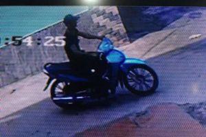 Bắc Giang: Trộm xe máy ngang nhiên giữa ban ngày tại xã Mỹ Hà