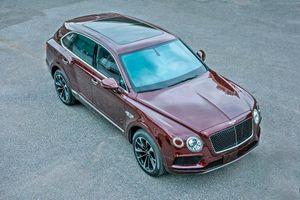 SUV siêu sang Bentley Bentayga V8 2019 bản độ dân chơi Việt