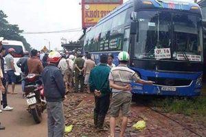 Tai nạn xe khách ở Đắk Nông, hai người tử vong tại chỗ