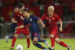 ĐT Việt Nam tụt xuống hạng 99 trên BXH FIFA