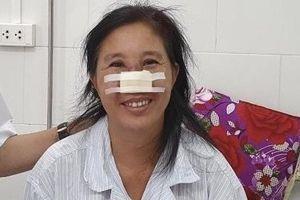 Bệnh nhân bị vi khuẩn whitmore 'ăn' cánh mũi đã xuất viện