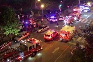 Xả súng gần Nhà Trắng, 1 người thiệt mạng