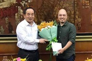 NSND Triệu Trung Kiên giữ quyền Giám đốc Nhà hát Cải lương Việt Nam