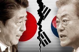 Nhật Bản và Hàn Quốc nỗ lực tháo gỡ bất đồng thương mại