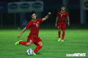 U22 Việt Nam đấu U22 UAE: HLV Park Hang Seo gọi lại Martin Lò