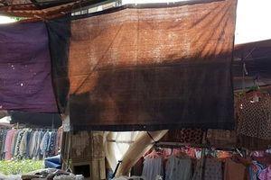 Hà Nội: Từng bị cháy lớn nhưng hệ thống PCCC ở chợ Ngã Tư Sở, chợ Đồng Xuân chỉ để 'trang trí'?