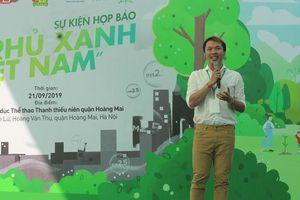 Sẽ trồng 76 cây xanh tán rộng theo hình trái tim tại nội thành Hà Nội