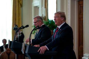 Ông Trump: Trung Quốc là 'mối đe dọa đối với thế giới'