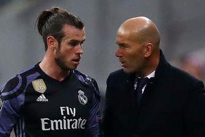 Bale và dàn sao Real dính nghi vấn 'đá ghế' HLV Zidane