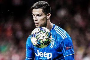 HLV Sarri: 'Ronaldo sút trúng đích 3 lần trước Atletico là tốt rồi'