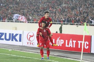 Hà Đức Chinh sẽ hội quân cùng đội tuyển quốc gia