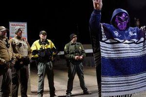 Chuyện lạ trước cổng căn cứ tối mật Vùng 51 của Mỹ
