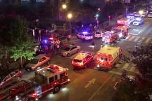 Xả súng liên tiếp tại Mỹ: 2 người chết, nhiều người bị thương