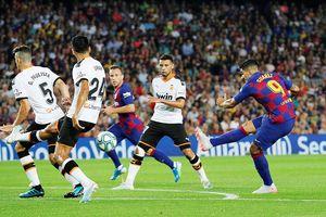 Lịch thi đấu, lịch phát sóng La Liga đêm nay 21.9: Barcelona 'đấu phép' với Atletico