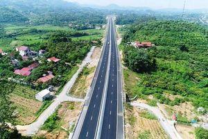 Ngắm tuyến cao tốc Bắc Giang - Lạng Sơn hơn 12.000 tỉ đồng sắp thông xe
