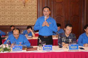 Hội nghị Ban Thường vụ T.Ư Đoàn: Thảo luận cho ý kiến nhiều nội dung quan trọng