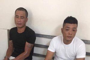 Hà Nội: Bắt 2 đối tượng trộm xe máy trên địa bàn quận Nam Từ Liêm