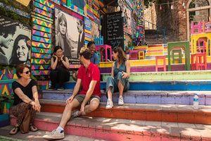 Có hàng tá kỷ niệm khó quên trong một lần đến Balat- khu phố rực rỡ nhất Istanbul