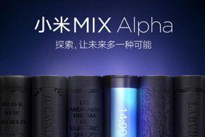Mi MIX Alpha sẽ có màn hình chiếm 100% mặt trước?