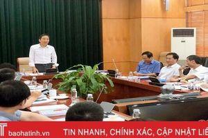 Bộ Nội vụ thẩm định đề án thành lập thị trấn Lộc Hà