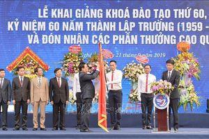 Phó Thủ tướng Vương Đình Huệ dự lễ kỷ niệm 60 năm thành lập trường Đại học Vinh