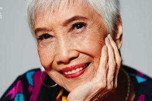 Cụ bà 96 tuổi vẫn tự tin trên sàn diễn, trở thành người mẫu già nhất châu Á