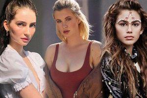 Công chúa nhà sao Hollywood nay đã lớn cả rồi: Kaia Gerber xinh ngút ngàn cũng chưa bằng ái nữ tài tử 'Fast & Furious'