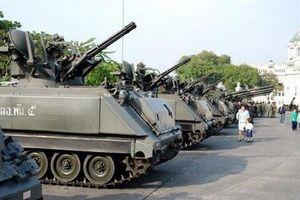 M163 VADS Thái Lan sau nâng cấp có thực sự vượt trội ZSU-23-4 Shilka Việt Nam?