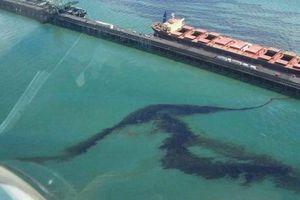 Hàng hải lo ứng phó sự cố tràn dầu ở Việt Nam