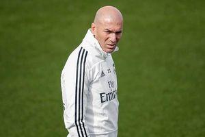 Ban lãnh đạo Real Madrid phật ý, Zidane sắp bị sa thải?