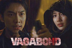 Phim 'Vagabond' tập 2: Suzy xả thân cứu Lee Seung Gi thoát khỏi nhà tù, cùng nhau điều tra phần tử khủng bố?