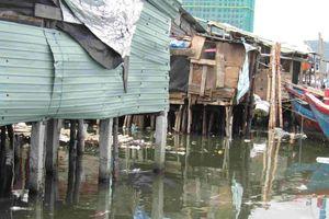 Bình Định: Khu 'ổ chuột' trong lòng thành phố Quy Nhơn nguy cơ ô nhiễm môi trường