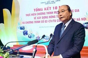 Hà Nội tiếp tục phấn đấu giữ vị thế 'Lá cờ đầu' trong xây dựng nông thôn mới