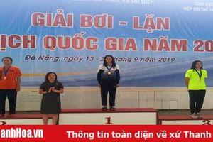 Các VĐV Thanh Hóa khởi đầu ấn tượng tại giải bơi vô địch quốc gia 2019