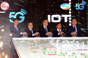 Viettel phủ sóng 5G và khai thác IoT tại TP Hồ Chí Minh