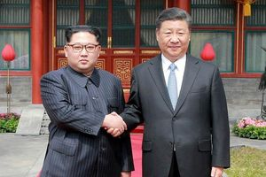Ông Kim đề cao quan hệ với Trung Quốc
